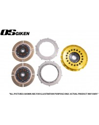 OS Giken TR Twin Plate Clutch for Alfa Romeo 2000cc (LH Model) - Overhaul Kit B