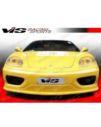 VIS Racing 1999-2004 Ferrari F 360 2Dr Cougar Design Full Kit