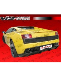 VIS Racing 2003-2009 Lamborghini Gallardo LP560 Style Rear Bumper.