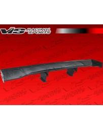 VIS Racing Carbon Fiber Spoiler GT 2 Style for Ferrari F 430 2DR 05-08