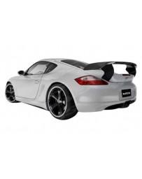 VIS Racing 2005-2012 Porsche Boxster 987 2Dr A Tech Gt Rear Spoiler