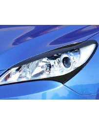 ChargeSpeed Headlight Eyebrows Hyundai Genesis Coupe 10-12