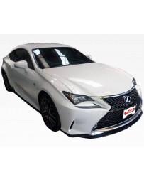 VIS Racing 2015-2016 Lexus RC F Sport VIP Style Carbon Fiber Full Kit