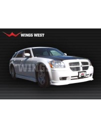 VIS Racing 2005-2007 Dodge Magnum V8 Vip 4Pc Complete Kit