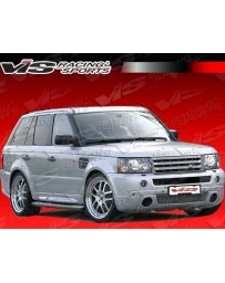 VIS Racing 2006-2009 Range Rover Sports Astek Full Add-On Lip Kit
