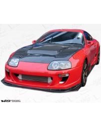 VIS Racing 1993-1998 Toyota Supra 2Dr V Spec Widebody Full Kit