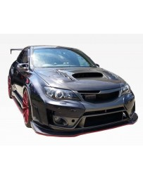 VIS Racing 2008-2014 Subaru Wrx STI 4Dr Ultra V Full Kit