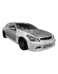 VIS Racing 2009-2012 Infiniti G37 4Dr Ams Gt Full Kit