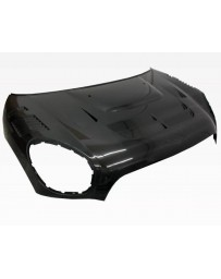 VIS Racing Carbon Fiber Hood DTM Style for Mini Countryman 4DR 11-16
