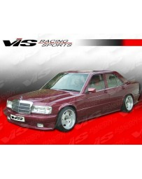 VIS Racing 1984-1993 Mercedes C- Class W201 4Dr Evo Widebody Full Kit