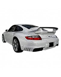 VIS Racing 2005-2008 Porsche 997 2dr GT 2 Style look Rear Bumper