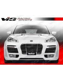 VIS Racing 2008-2010 Porsche Cayenne A Tech Front Bumper Cover