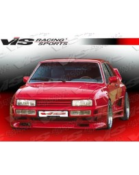 VIS Racing 1990-1994 Volkswagen Corrado 2Dr Gt Widebody Full Kit