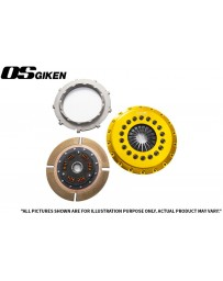 OS Giken TR Single Plate Clutch for Alfa Romeo 1300cc (Cable) - Overhaul Kit B