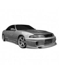 VIS Racing 1995-1998 Nissan Skyline R33 Gtr 2Dr Demon Full Kit