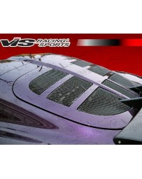 VIS Racing 2000-2009 Lotus Exige S2 Oem Style Carbon Fiber Engine Lid