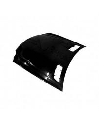 VIS Racing Carbon Fiber Hood OEM Style for Mercedes SL 2DR 03-08