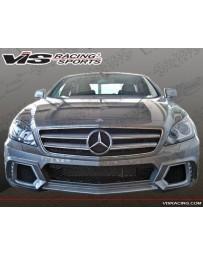 VIS Racing 2012-2015 Mercedes Cls C218 4Dr Vip Front Bumper