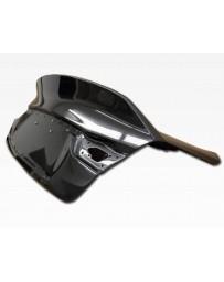 VIS Racing Carbon Fiber Trunk Demon Style for Infiniti Q50 4DR 14-16