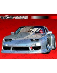 VIS Racing 1989-1994 Nissan 240Sx 2Dr G Speed Wide Body Full Kit