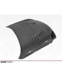 VIS Racing Carbon Fiber Hood Z Speed Style for Infiniti G35 2DR 03-07