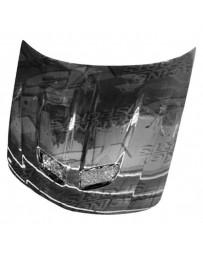 VIS Racing Carbon Fiber Hood OEM Style for Pontiac GTO 2DR 04-07