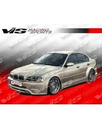 VIS Racing 1999-2005 Bmw E46 4D Immense Wb Full Kit
