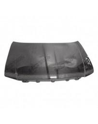 VIS Racing Carbon Fiber Hood OEM Style for Lincoln Navigator 4DR 98-02