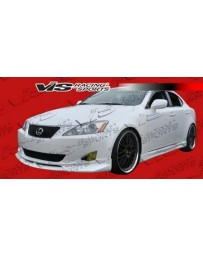 VIS Racing 2006-2008 Lexus Is 250/350 4Dr Jpc Full Kit Polyurethane
