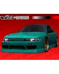 VIS Racing 1989-1994 Nissan S13 Jdm 2Dr B Speed Wide Body Full Kit
