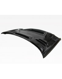 VIS Racing Carbon Fiber Hood JC Style for Mitsubishi EVO 9 4DR 06-07
