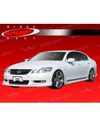 VIS Racing 2006-2007 Lexus Gs 300/430 4Dr Jpc Full Kit Urethane