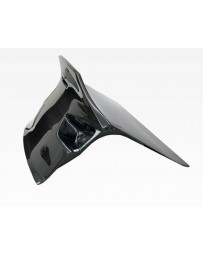 VIS Racing Carbon Fiber Trunk SS Style for Mitsubishi EVO 10 4DR 08-15