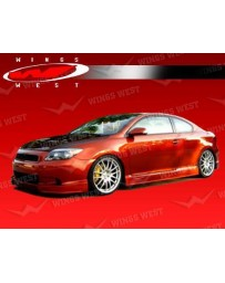 VIS Racing 2005-2010 Scion TC 2Dr JPC Lip Kit Polyurethane