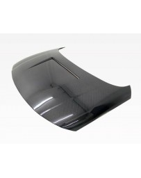 VIS Racing Carbon Fiber Hood G Tech Style for AUDI TT 2DR 00-06