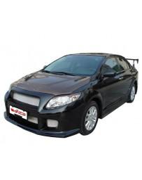 VIS Racing 2009-2010 Toyota Corolla 4Dr Gt Widebody Full Kit