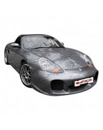 VIS Racing 1999-2004 Porsche 996 2Dr A Tech Front Bumper
