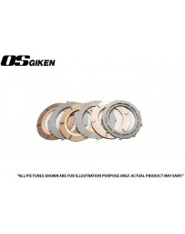 OS Giken R Triple Plate Clutch for Dodge ZB Viper - Overhaul Kit A