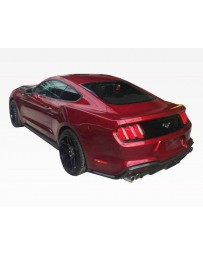 VIS Racing 2015-2017 Ford Mustang 2Dr TMC FRP Rear Bumper