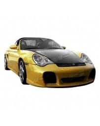 VIS Racing Carbon Fiber Hood OEM Style for Porsche Boxster 2DR 97-04