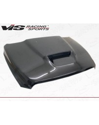 VIS Racing Carbon Fiber Hood SRT Style for Dodge Ram 1500 2DR & 4DR 09-15