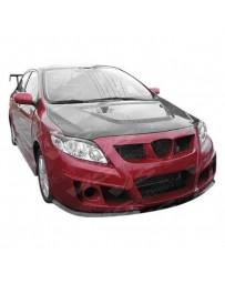 VIS Racing 2009-2010 Toyota Corolla 4Dr Zyclone Full Kit