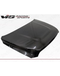 VIS Racing Carbon Fiber Hood OEM Style for Dodge Ram HD 2DR & 4DR 11-15
