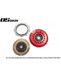 OS Giken STR Twin Plate Clutch for Ferrari 308/328 - Overhaul Kit A