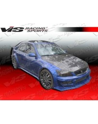 VIS Racing 2000-2005 Lexus Is 300 4Dr Gt Wide Body Kit