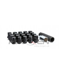 370z Rays 17mm Hex Lug Nut and Lock Set, 12x1.25