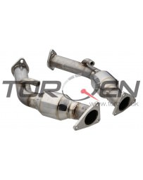 350z DE AAM Competition Resonated Test Pipes