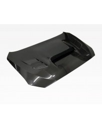 VIS Racing Carbon Fiber Hood VRS Style for Subaru WRX 4DR 15-19
