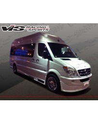 VIS Racing 2007-2010 Dodge Sprinter Vip Side Skirts