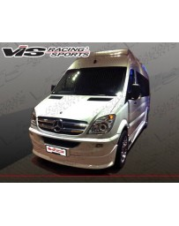 VIS Racing 2007-2010 Dodge Sprinter Vip Front Lip